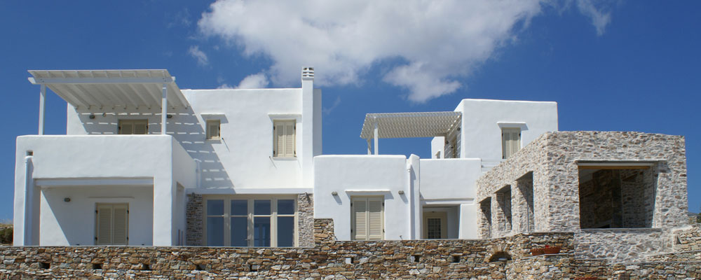 Sifnos houses for sale - Sifnos real estate Davaris